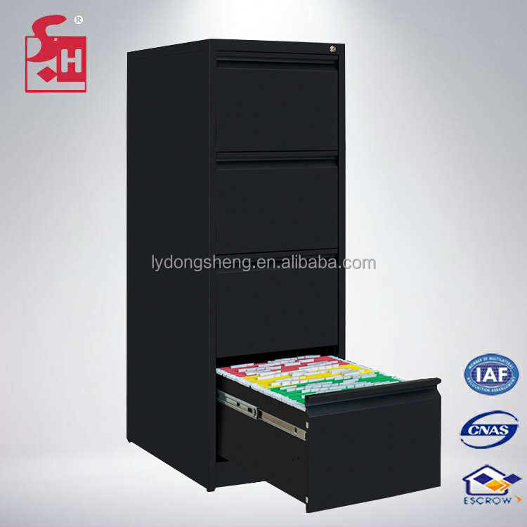 Commercial Furniture General Use and Office Furniture Type Black Filling Cabinets