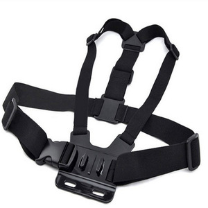 High Quality Gopros chest harness mount, Go pro chest strap for action camera