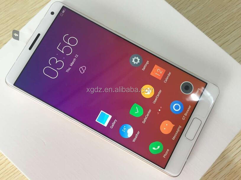 "Lenovo ZUK Edge 4G Cell phone Snapdragon 821 Quad Core 4G RAM 64G ROM 5.5"" 1920x1080P 13.0MP Camera Fingerprint"