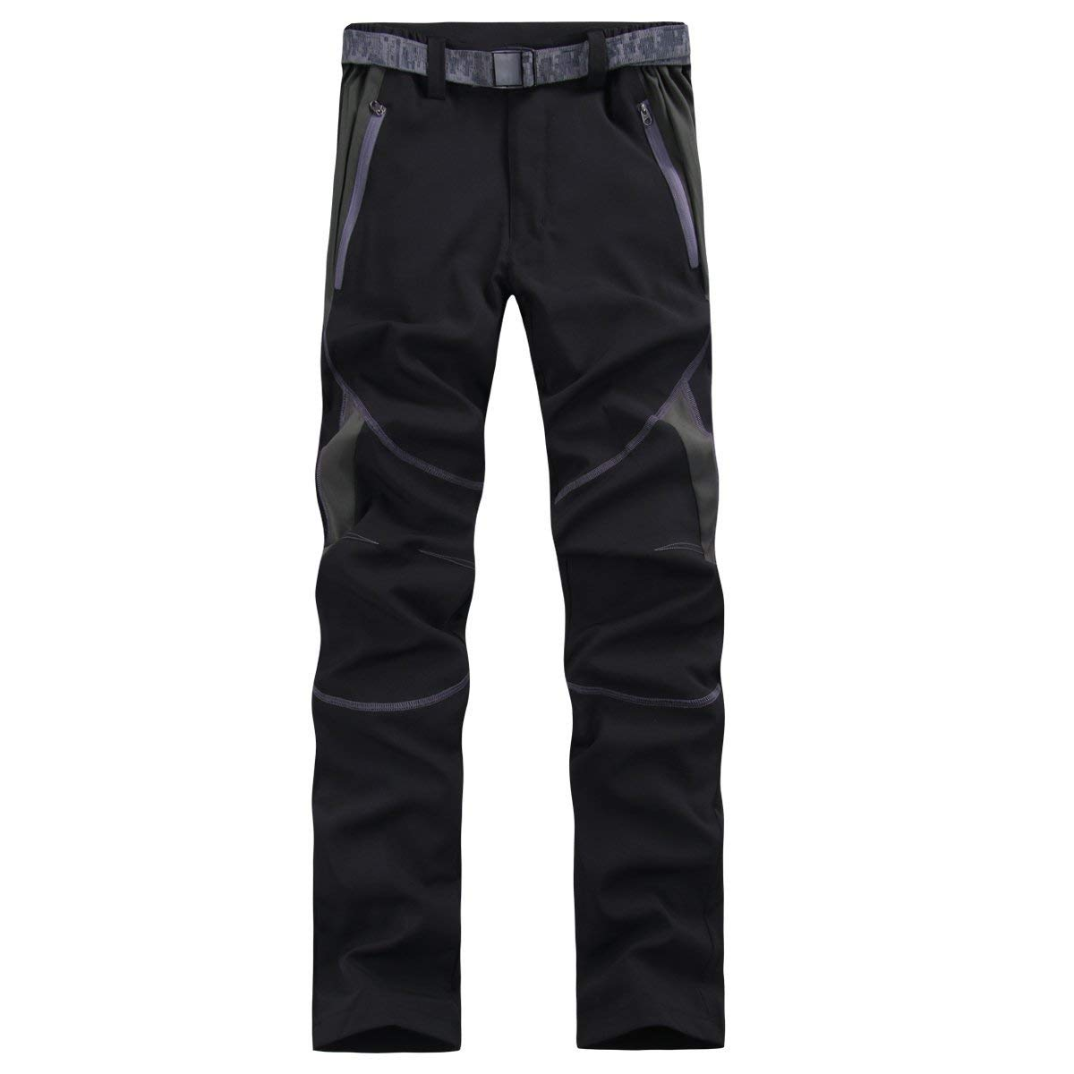 mansmoer Women's Outdoor Quick Dry Sunscreen Pants Lady Trousers Hiking Camping
