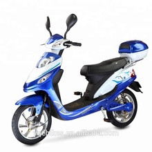 Colorful 48V350W500W Cheap Electric Scooter Brushless Electric Motorcycle Gold Supplier Guangdong