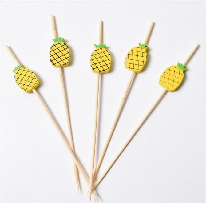 Wholesale <strong>Bamboo</strong> <strong>Decorative</strong> Cocktail Skewer Disposable Bbq Knotted <strong>Bamboo</strong> picks