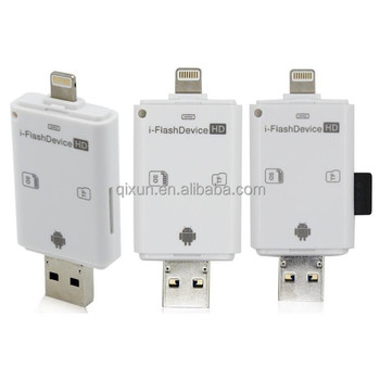 USB 3.0 otg mobile card reader , Multi 3 in 1 sd card reader paypal accept