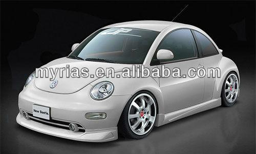 New Beetle (98~03) Jp-style Pu Car Bodykit
