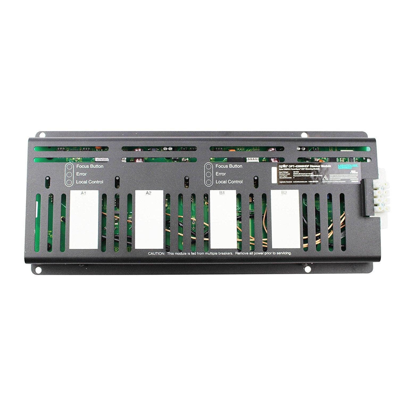Lightolier Controls OPT42000HDF Optio PowerSpec HDF Fluorescent Dimming Module