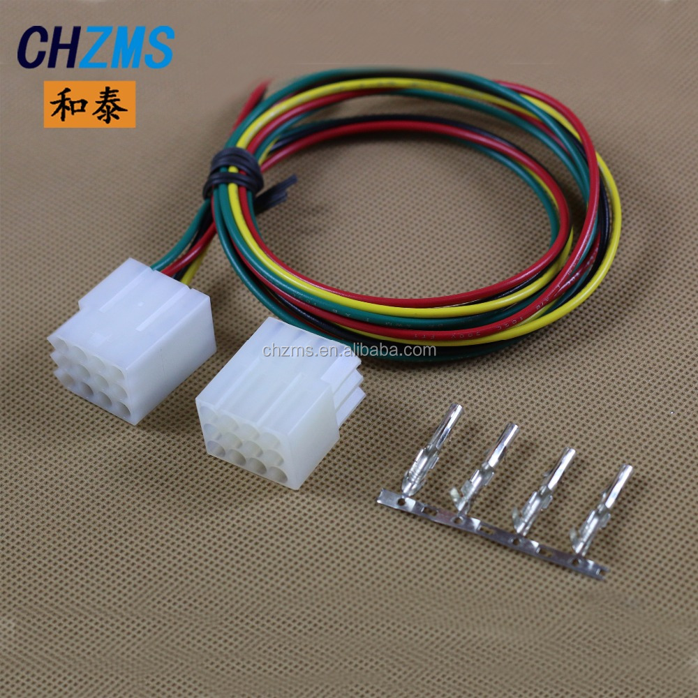 Custom Cable Harness Wholesale Suppliers Alibaba Motorcycle Headlight Wire Yueqing Holen Electronics Co Ltd