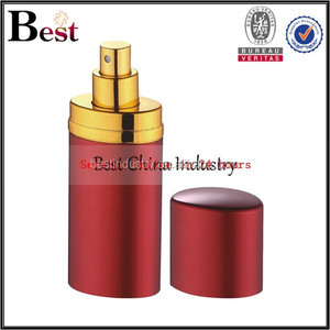 2015 wholesale new custom Refillable Travel Perfume Atomizer ,spray sealing type,oxiding surface handling ,China best suppliers