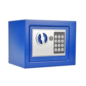 Digital safe box hotel bank office steel lock cash money security Safe box