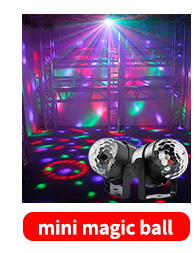 guangzhou ENDI 8 eye full color moving head laser stage light with 8 hole beam effect for  club dj disco decoration lighting