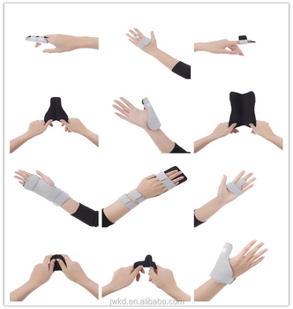 Manufactuer with CE ,FDA high quality Medical fracture splint aluminum stabilizer finger splint/protector /support/brace/