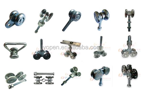 metal industrial ruedas para puertas correderas y ventanas - buy