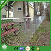 bike rack chain link fence installation with high quality