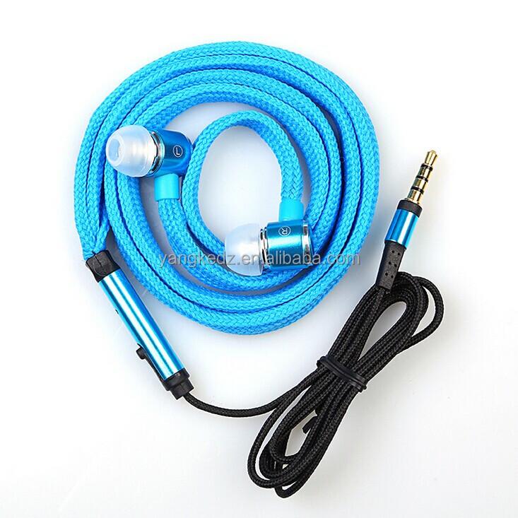 2017 New Gadgets Wire Shoelace Earphone Use For Cd Walkman - Buy ...
