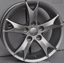 Five Spokes and Five Holes Car Alloy Wheel Rims With Model F155111
