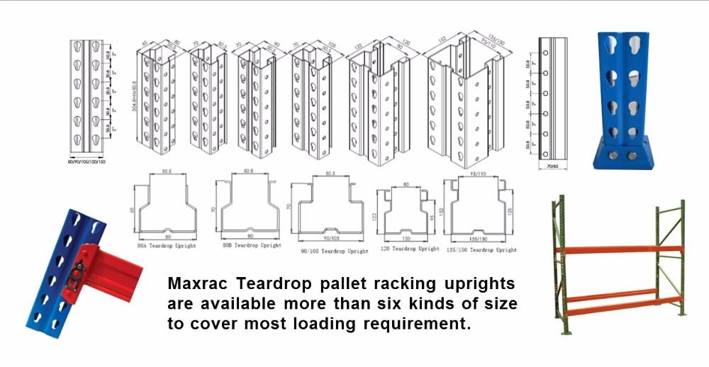100 Compatible Interlake Amp Mecalux American Rack Teardrop