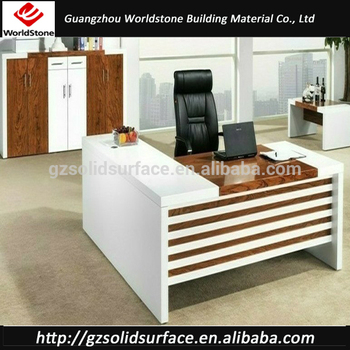 Marble Top Modular Office Table
