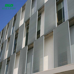 electric operable adjustable shutters motorized outside window shutters
