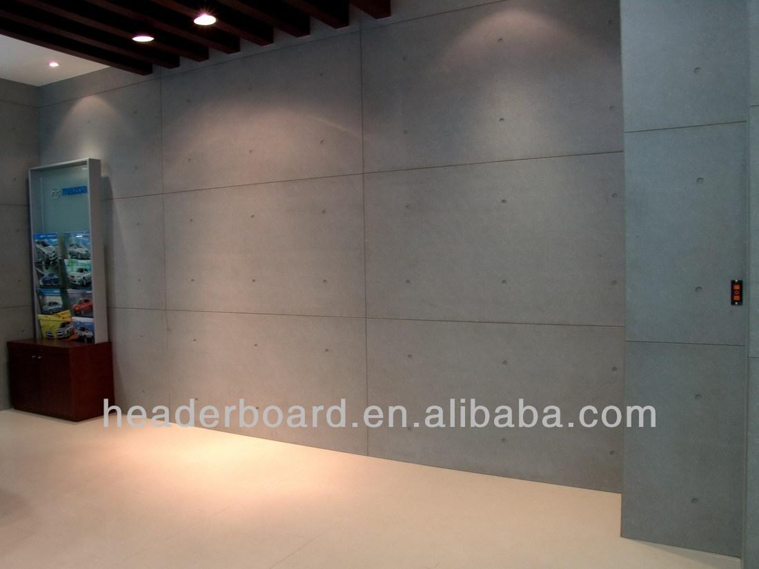 Interior Wall Panels Cement Board : Interior revestimiento de la pared decorativos cemento