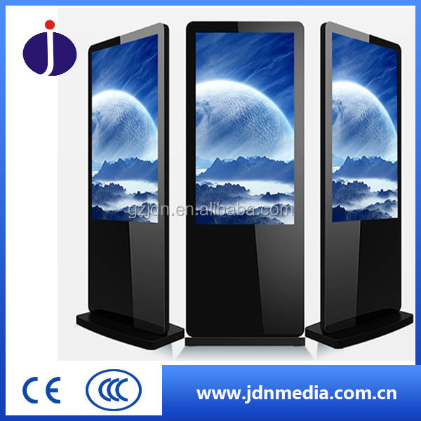 42 inch advertising digital display kiosk,hot sales indoor lcd digital signage kiosk,lcd player with shoes polisher