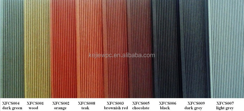 Hot Sale Wood Plastic Composite Garden Wood Bench Slats