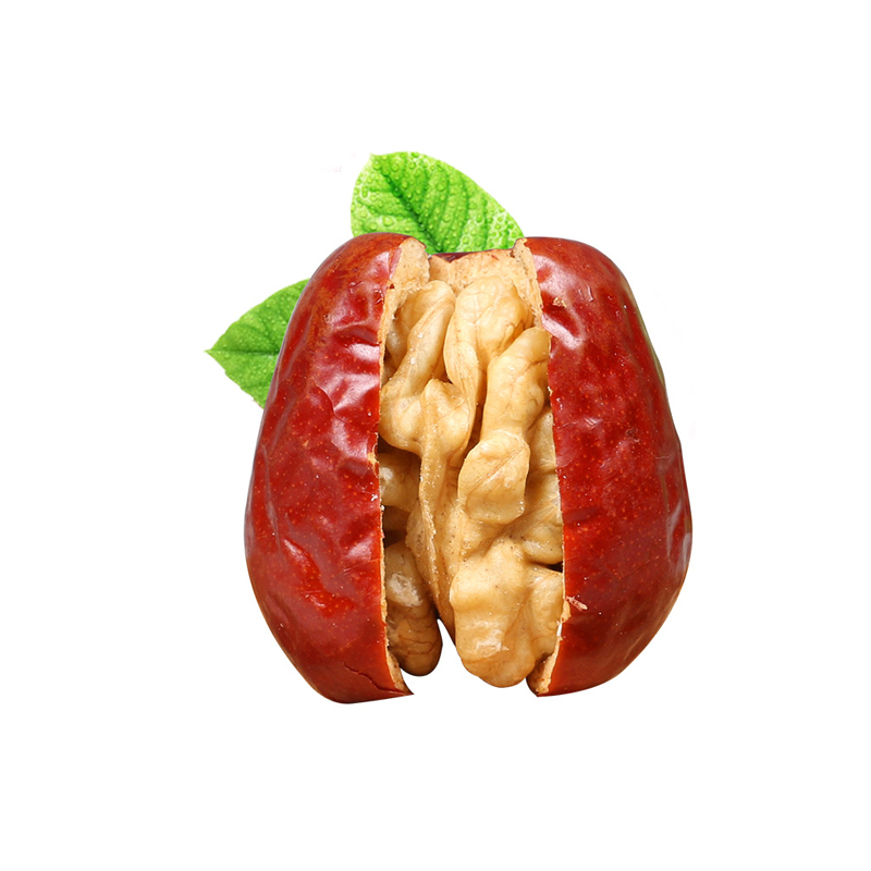 Nut Snack jujube with Walnuts kernel in Red Dates