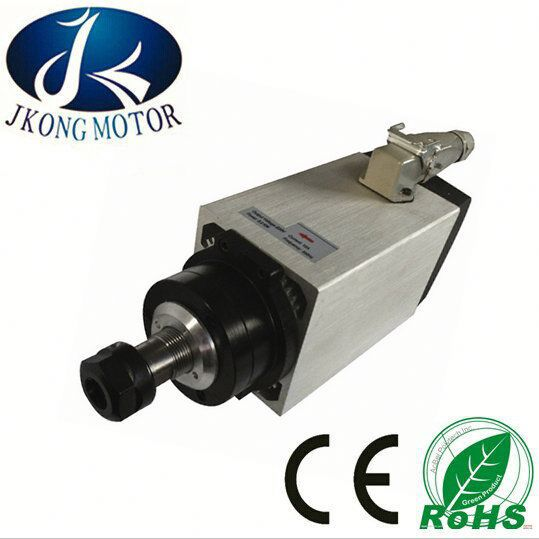 Air cooling spindle motor for cnc milling