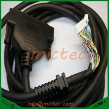 2017 hot selling Customized DB37,DB44 to terminal intelligent robot signal control cable,wire harness