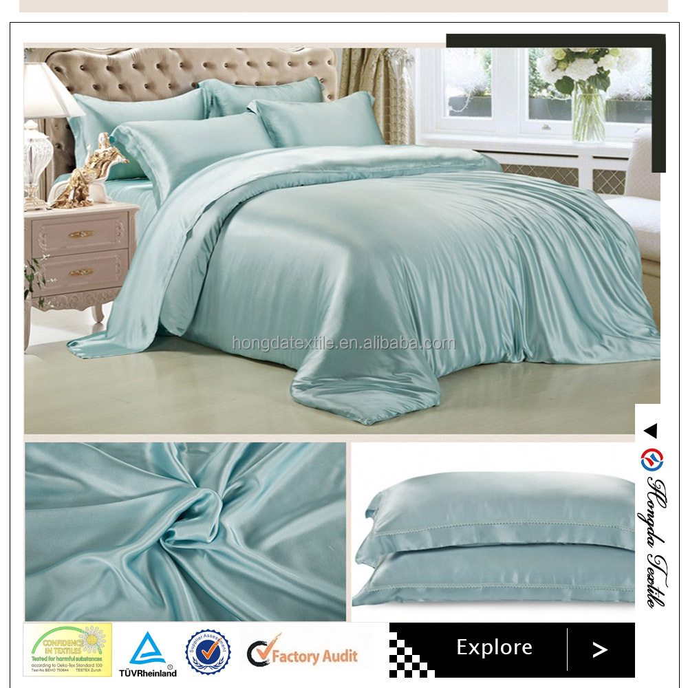 luxus chinesische reine 100 maulbeerseide bettw sche set seide bettlaken bettzug produkt id. Black Bedroom Furniture Sets. Home Design Ideas
