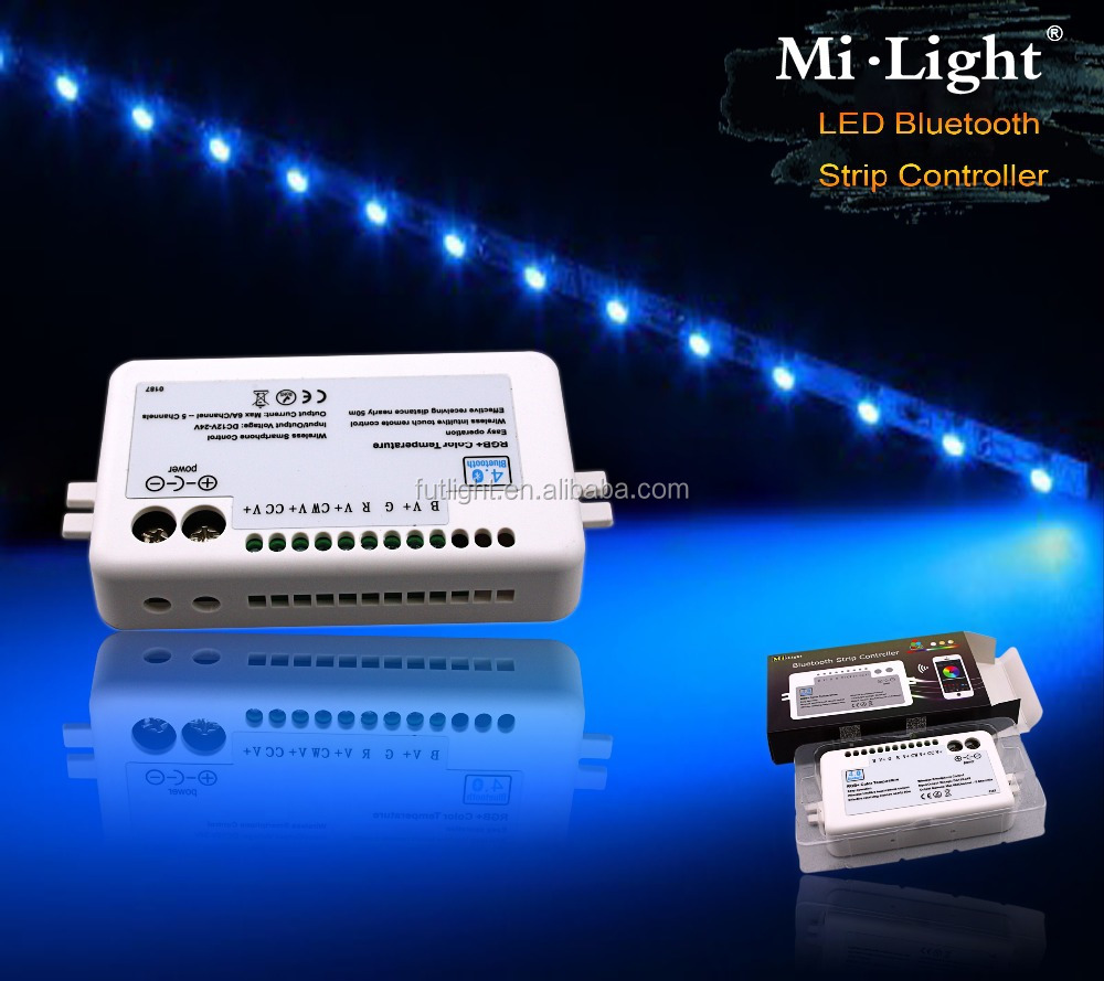 Mi Light Promotion Product Wireless Rgb Led Controller Timer Group ...