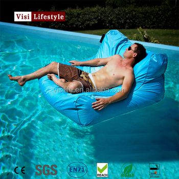 Extra Large Pool Bean Bag Floats Floating Lounger Outdoor Beanbag Seat Various