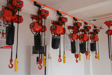 3m~130m concrete /cargo lifting equipment, cable puller machine