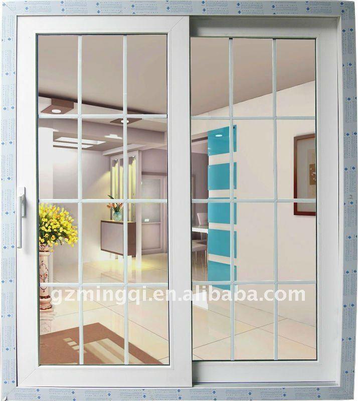 Sliding door grates grille 12 image number 77 of for Door design with net