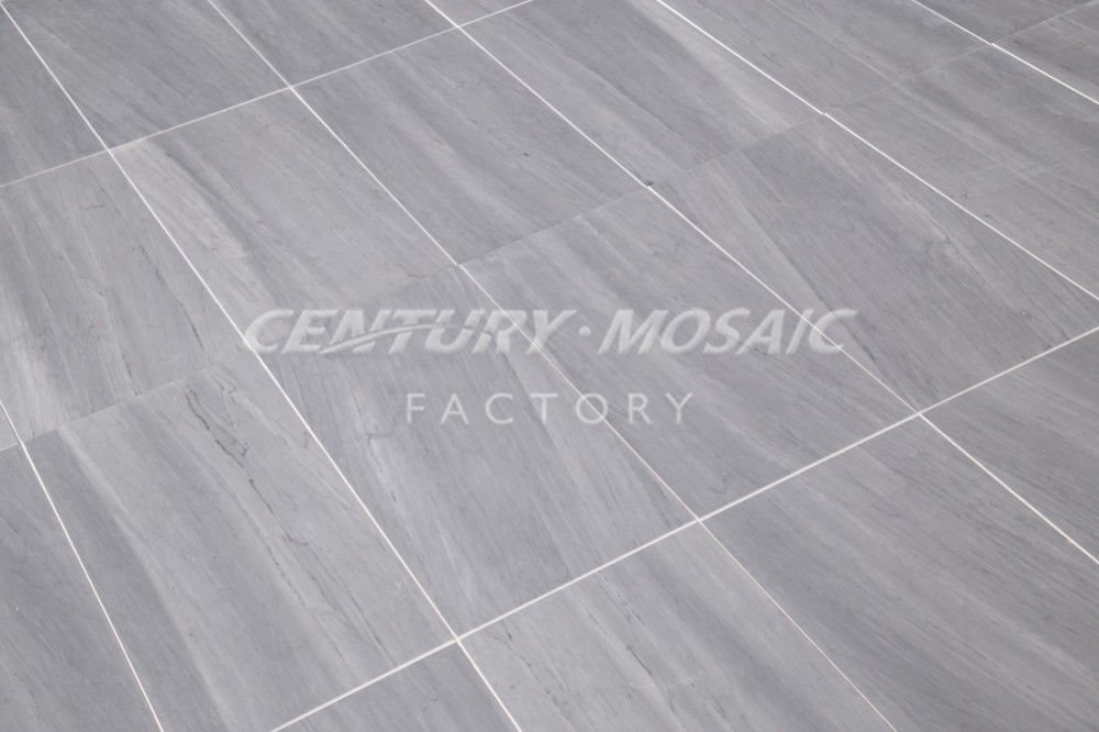 Polished 12''x24'' Latin Gray Marble Wall Tile
