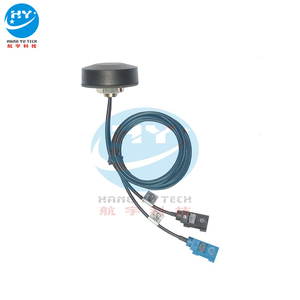 GPS GSM combination car antenna with Fakra connector
