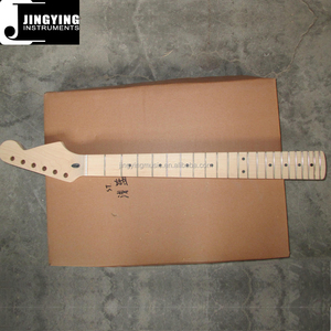Wholesale High Quality Factory Direct Sale 21 Frets Maple Fretboard ST Style Guitar Necks