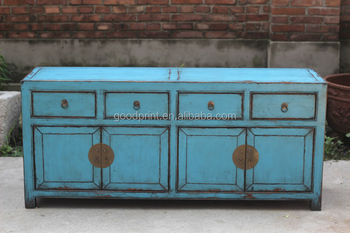Antique Chinese Furniture TV Sideboard