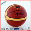 12 panels PU training basketball for game