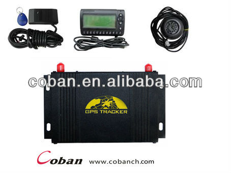 RFID GPS Tracker with OBD Diagnosis Function