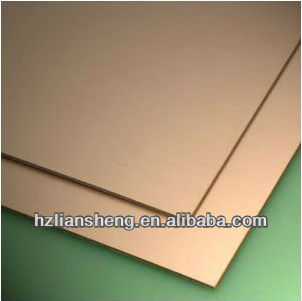 LESON copper clad laminate FR4 for PCB