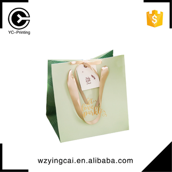 Luxury watch brand lowest possible price packaging paper shopping bags