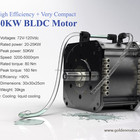 High Efficiency , brushless car motor 20KW electric car conversion kit , electric motor for car PLN17112