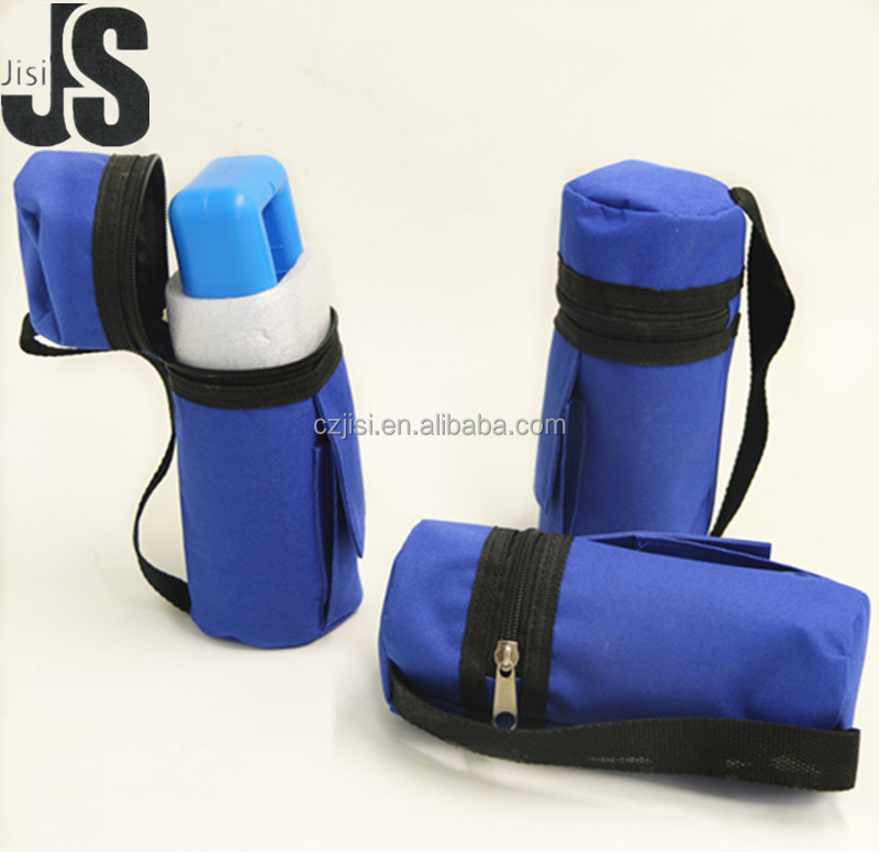 Vaccine dedicated cooler bag with 2-8 degrees pcm ice box