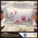 Custom Brand China warehouse hand embroidered bedding set duvet pillow bed sheet