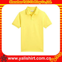 New design high quality cheap blank cotton short sleeve polo shirt bulk clothing for sale