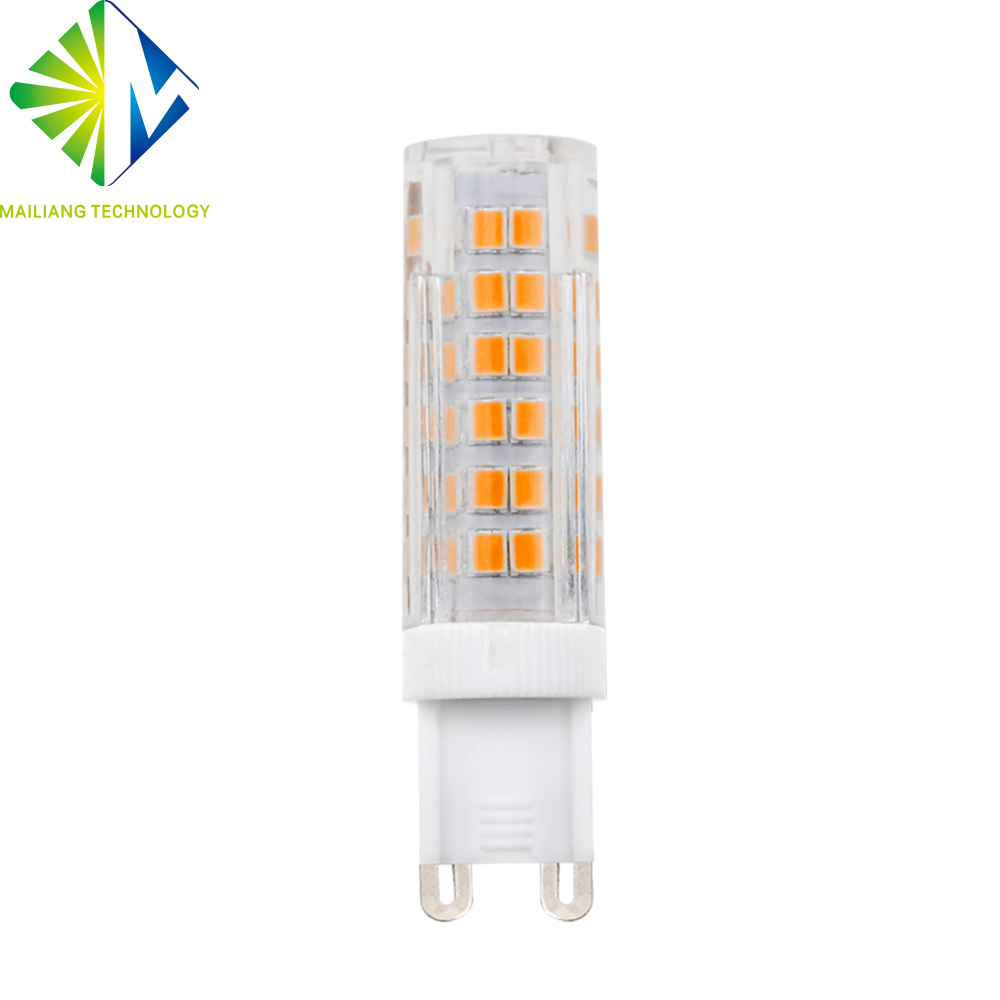 LED G9 Light With Voltage Of AC 110V 220V 5W Replace Halogen Lamp
