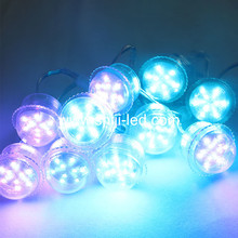 Ws2801smd3535 rgb led module amusement cabochon turbo programmable pixel led light controller