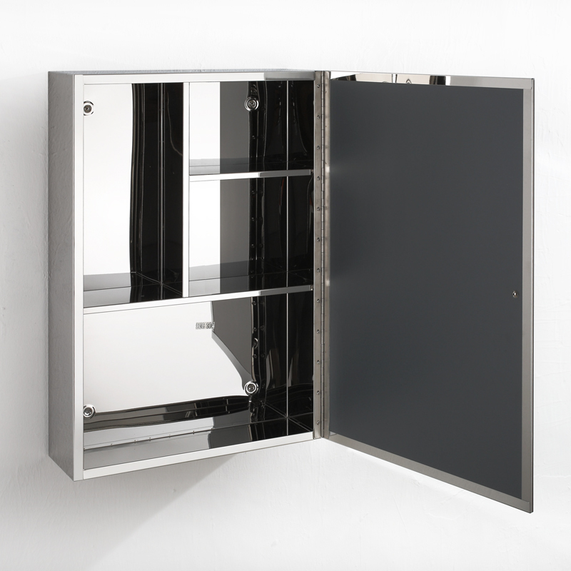 304 stainless steel cheap bathroom mirror cabinet 7090 buy bathroom