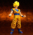 Beroemde anime action figure model levensgrote japanse dragon ball standbeeld