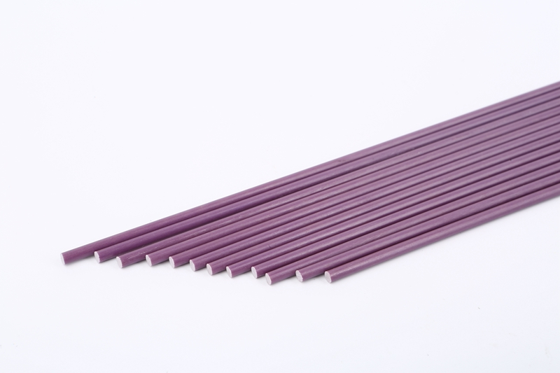 Best Quality Fiberglass Solid Tube For Fence Posts FRP Rod