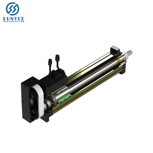 motion platform High precision Linear servo electric lift cylinder with fast speed 250mm/s